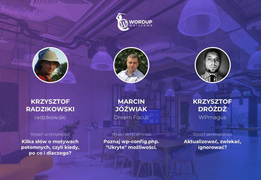 WordUp Warszawa 11.2018