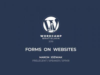 WordCamp Bratislava 2019