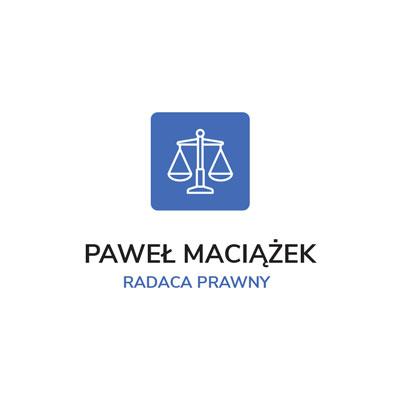 Paweł Maciążek Radca Prawny
